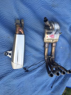 2017 BMW s1000rr stock Exhaust system w o2 Sensors for Sale in Montclair, VA