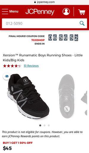 e33effcf8c2dd Running shoes (Xersion Runamatic GS Blk Wht) for Sale in San Antonio ...
