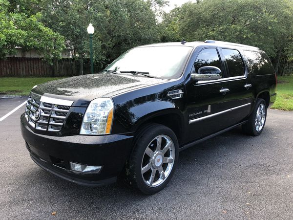 2014 Cadillac Escalade For Sale In Hialeah Fl Offerup
