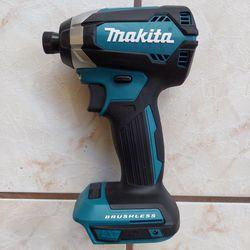 """New Makita Impact Driver 1/4"""" XDT13 - Brushless Thumbnail"""