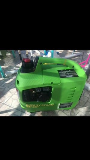 New Super Quiet PortableGenerator for Sale in Fort Lauderdale, FL