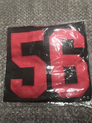 49ers Foster Jersey for Sale in Fort Worth, TX
