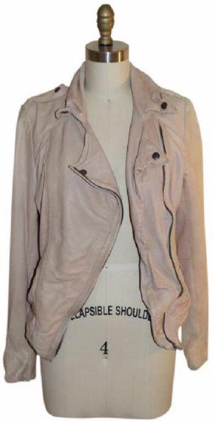 Women's Muubaa London Leather Jacket for Sale in Aloha, OR