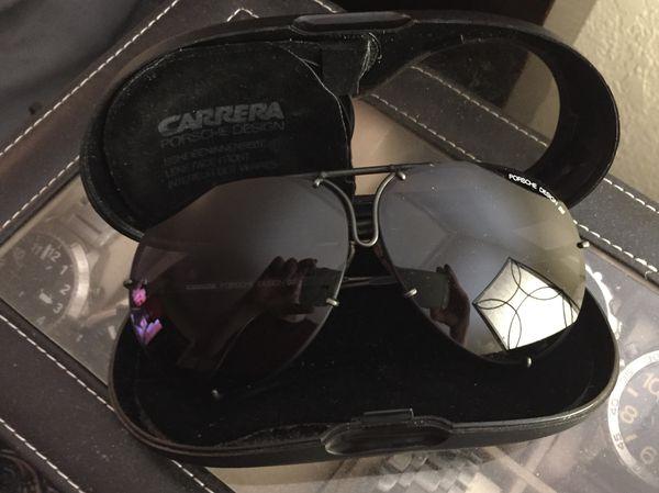 b1ab8f348df Vintage Porsche Design Carrera Aviator Sunglasses for Sale in Del ...