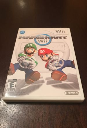 Mario Kart Wii for Sale in Cleveland, OH