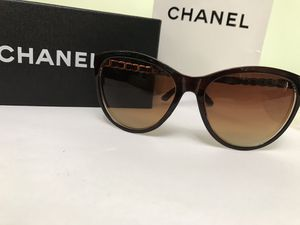 Authentic Chanel sunglasses for sale for Sale in Manassas, VA