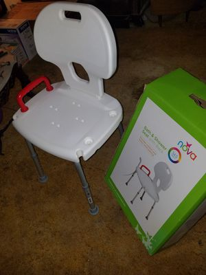Nuprodx Tub/Shower Sliding Transfer Seat *Never Used* for Sale in ...