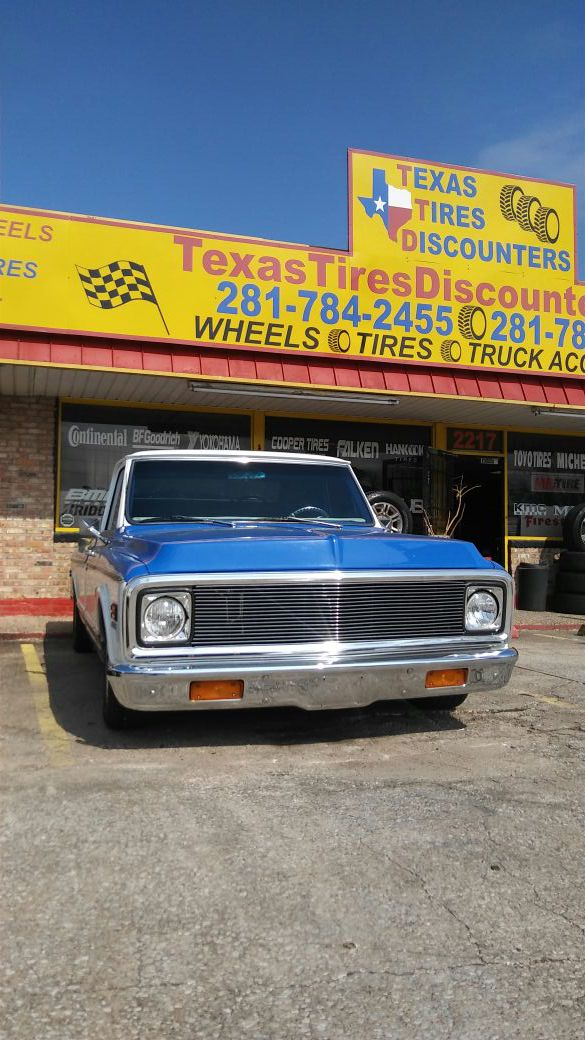 Package deals @ TEXAS TIRES DISCOUNTERS (Auto Parts) in Houston, TX ...