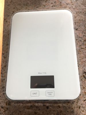 Electronic Kitchen Scale for Sale in Chicago, IL