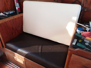 Reupholstery work on a boat for Sale in Oxon Hill, MD