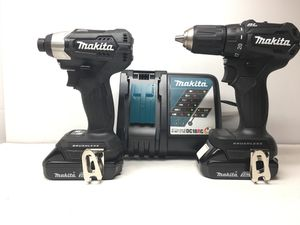 Makita 18V Brushless Combo Set 70274/12 for Sale in Federal Way, WA