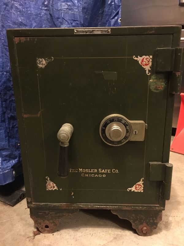 Mosler safe company for Sale in Wood Dale, IL - OfferUp