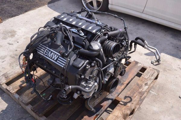 06 08 BMW 750LI ENGINE For Sale In Seminole FL