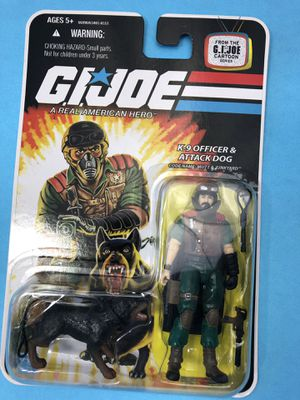 G.I.Joe 25th Anniversary MUTT & JUNKYARD! for Sale in Chandler, AZ