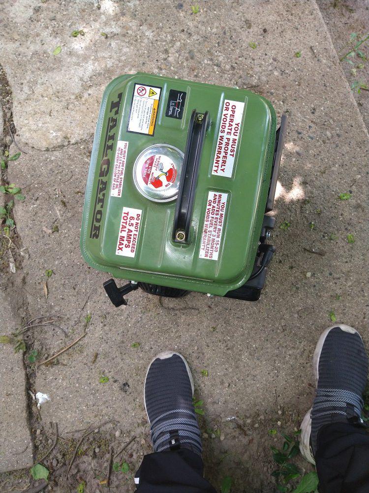 Tailgator Generator
