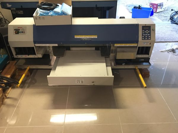 DTG Printer Mimaki GP-604D for Sale in San Marcos, CA - OfferUp