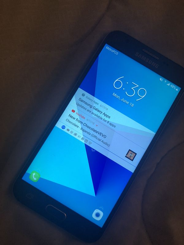 Samsung J3 prime for metro pcs unlock for Sale in West Haven, CT - OfferUp