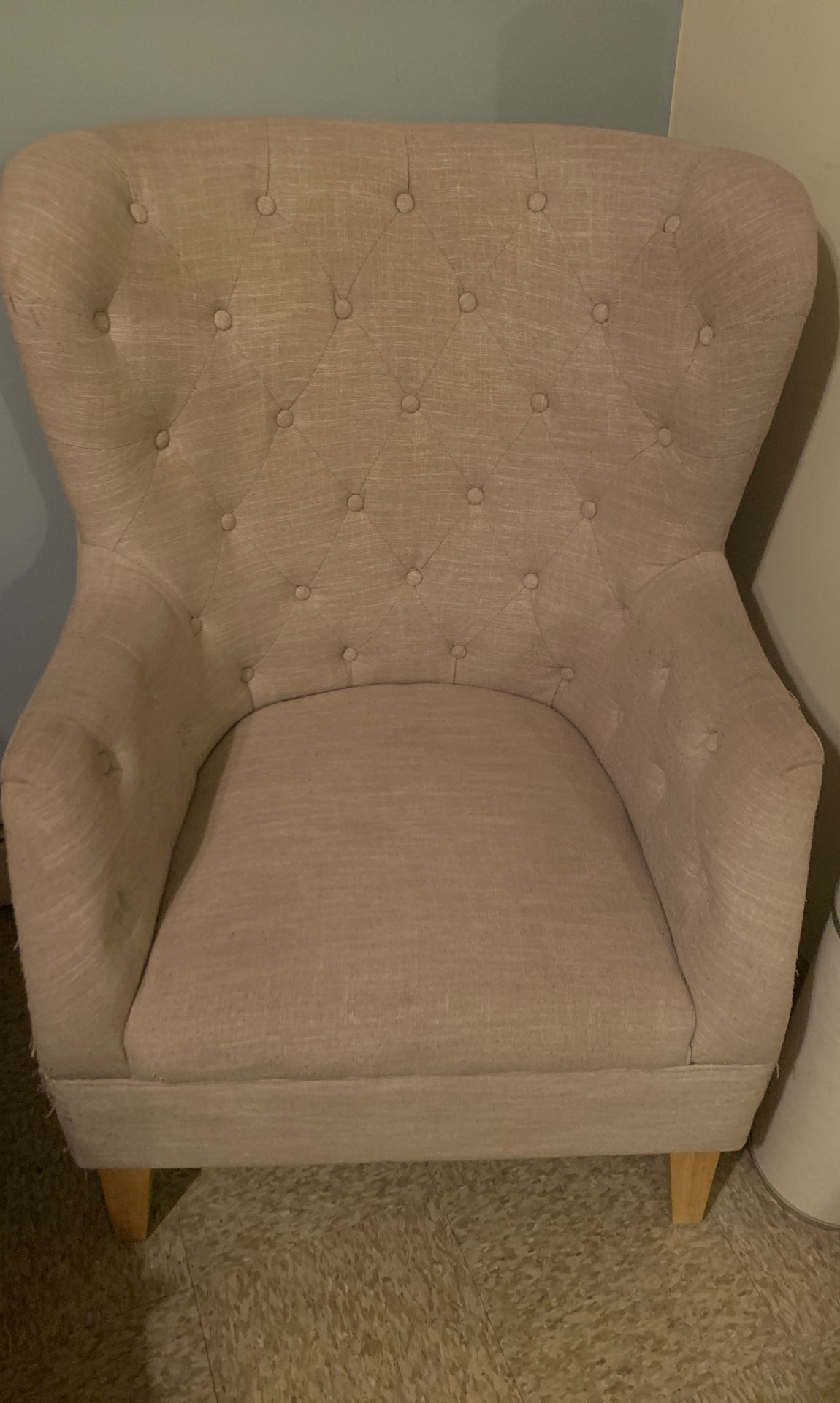 Accent Chair(Everything Must Go)