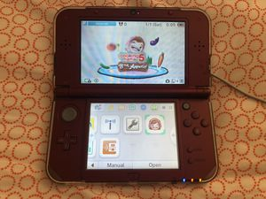 Nintendo 3DS (like new) + Cooking Mama 5 + AC Adapter for Sale in Seattle, WA