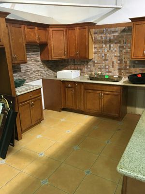 Kitchen Cabinets @ $1295 for Sale in Sanford, FL