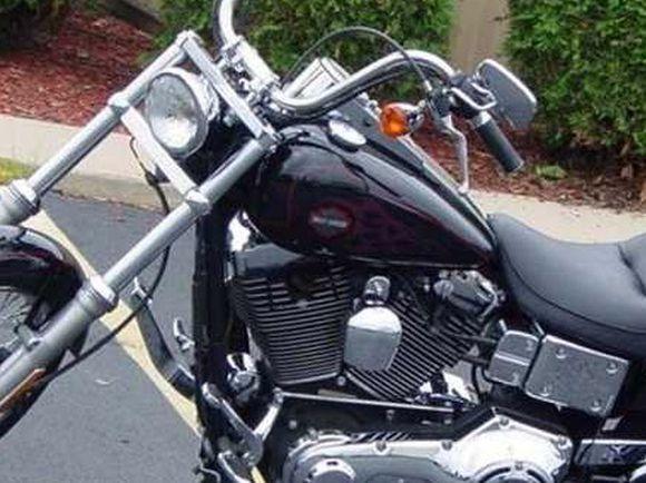 Photo Owner Sale Harley Davidson