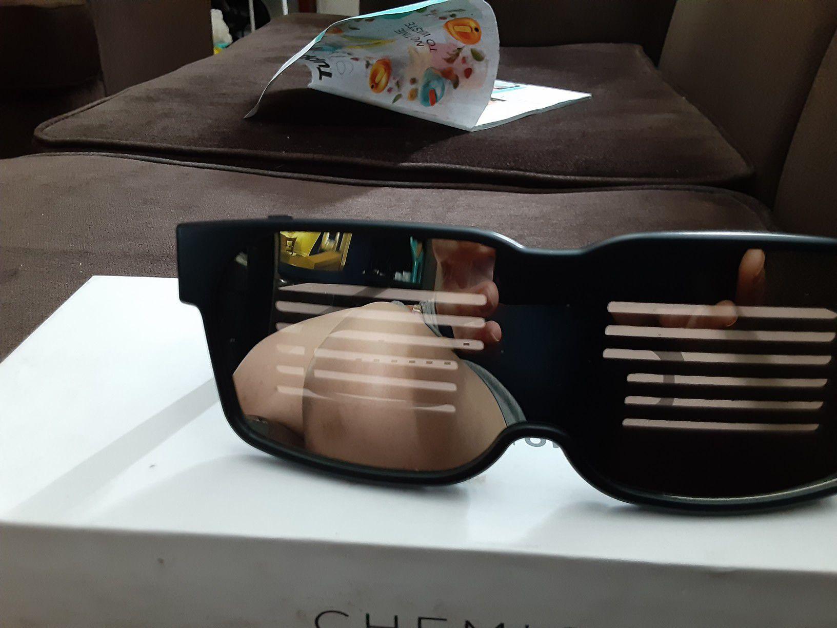 ChemiON glasses