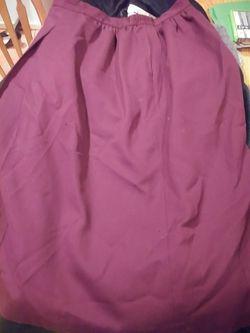 Wool women's coat, 2 suit jackets & skirt Thumbnail