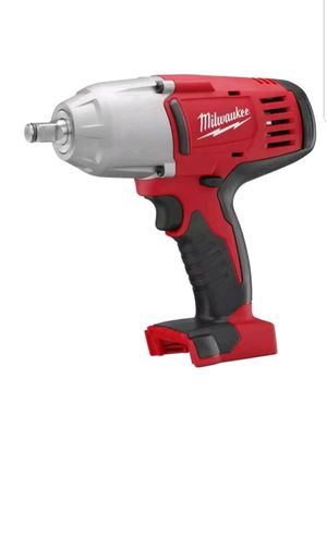 """Milwaukee 2663-20 M18 18V Cordless 1/2"""" High Torque Impact Wrench w/Friction Rin for Sale in Kettering, MD"""