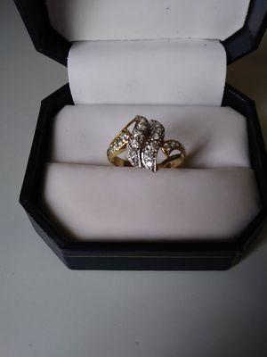 Diamond ring she will love! for Sale in Arlington, VA
