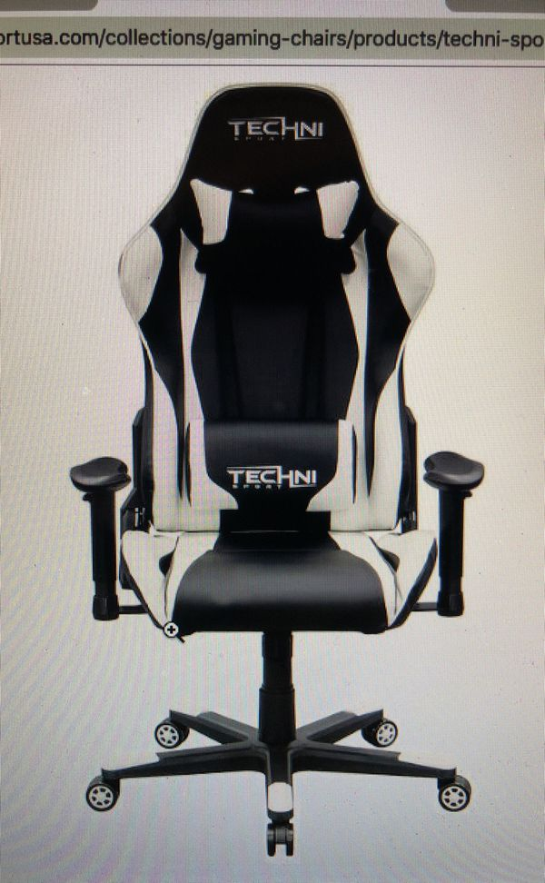 Terrific Techni Sport Ts46 Game Chair For Sale In San Mateo Ca Offerup Dailytribune Chair Design For Home Dailytribuneorg