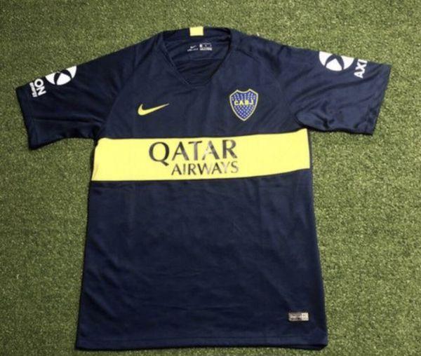 cheaper d806d deecf Boca Juniors Soccer jersey 2018/19 Adult S/M/XL. New for Sale in Miami, FL  - OfferUp