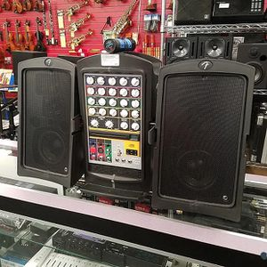 Photo Fender Passport Speakers $130
