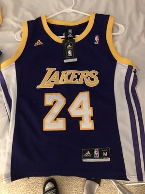 8afe208e109 New and Used Lakers jersey for Sale in Kirkland
