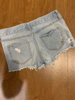 Jeans shorts Thumbnail