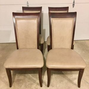 4 Dining Chairs for Sale in Ashburn, VA