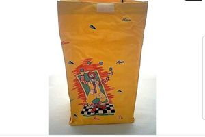 1988 happy meal bag from McDonald's for Sale in Auburndale, FL