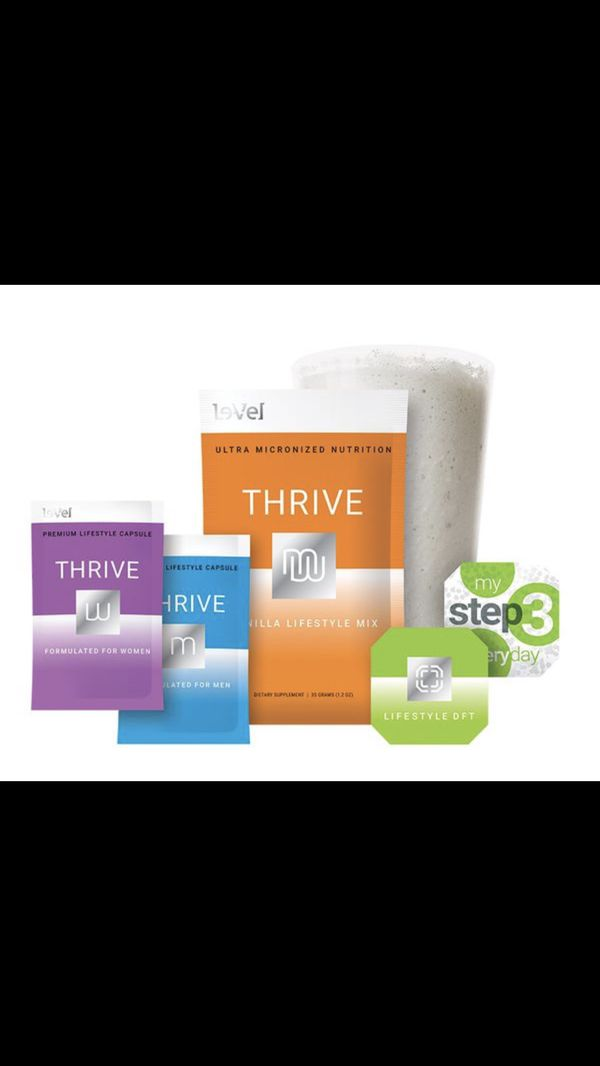 Thrive LE-VEL for Sale in Altamonte