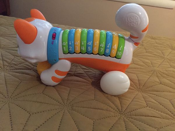 Leap frog plastic cat toy (Baby & Kids) in Gallatin, TN - OfferUp