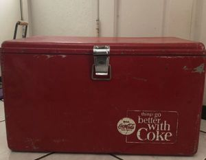 Coke cooler for Sale in Westminster, CA