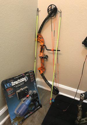 Photo Fishing Bow