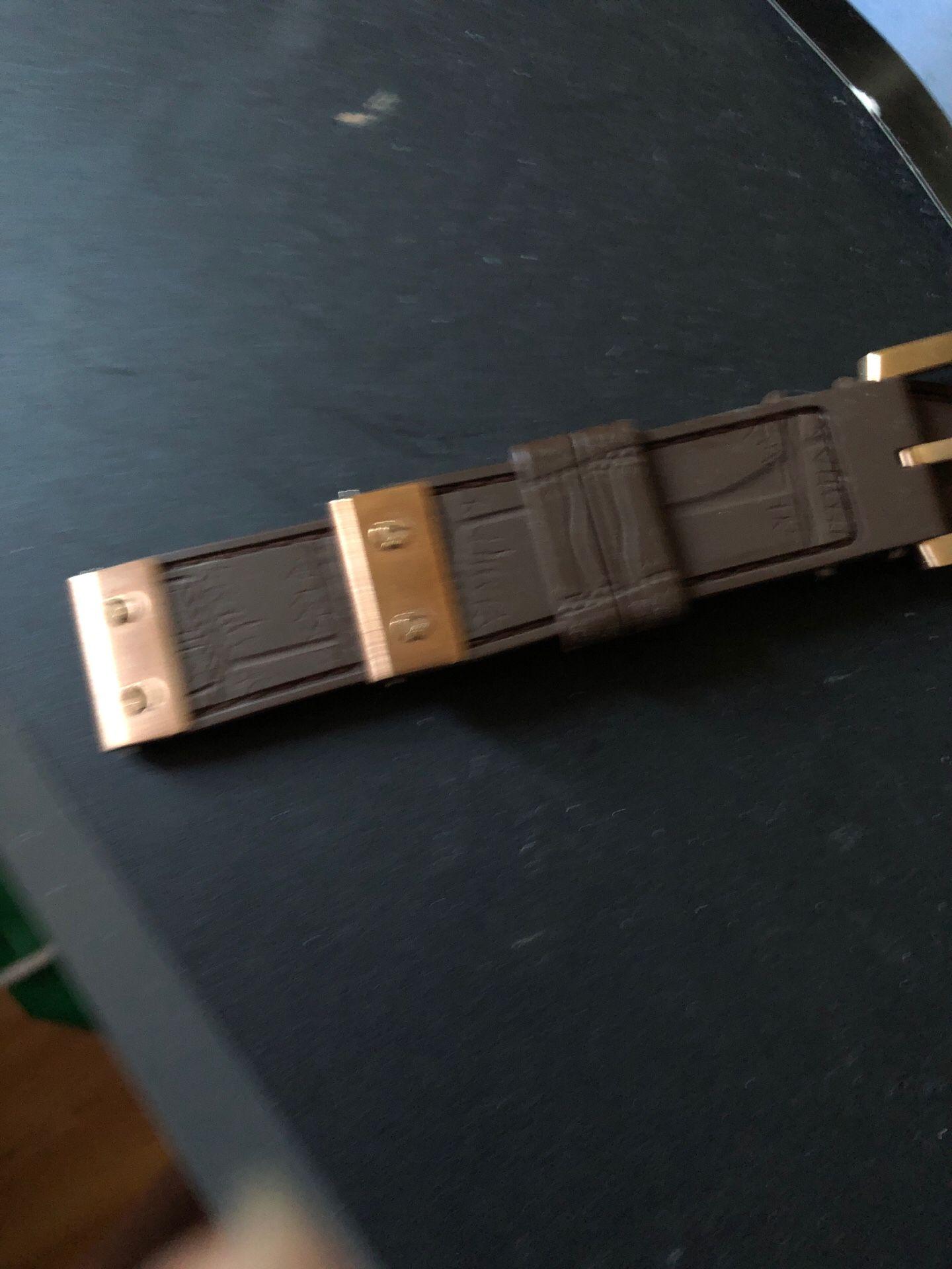 Authentic Brera Orologi Watch Band