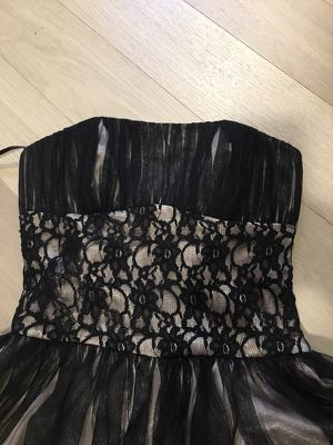Black Cocktail Dress size 4 for Sale in Frederick, MD