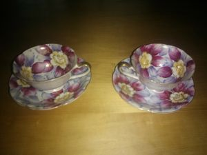 UCAGCO China teacup set, used for sale  Tulsa, OK