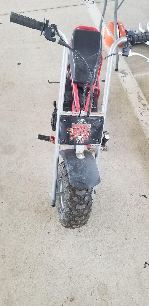 Doodlebug 97 cc mini bike for Sale in Hartville, OH - OfferUp