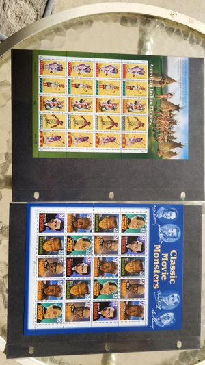 Special stamp collection 1900-1990 for Sale in Fairfax, VA