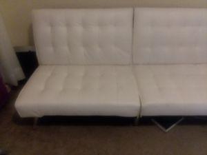 White Futon For In Sacramento Ca