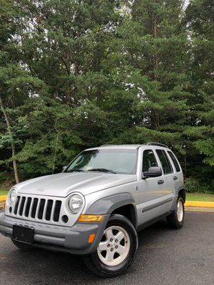 2005 JEEP LIBERTY SPORT for Sale in Alexandria, VA