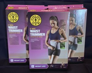 7c18d653d42 Brand New   Gold s Gym 8   Wide Waist Trimmer (7 Each) for Sale in ...