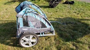 Instep bicycle trailer for Sale in Tacoma, WA