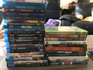 Blu Ray & DVD movie lot for Sale in Centreville, VA